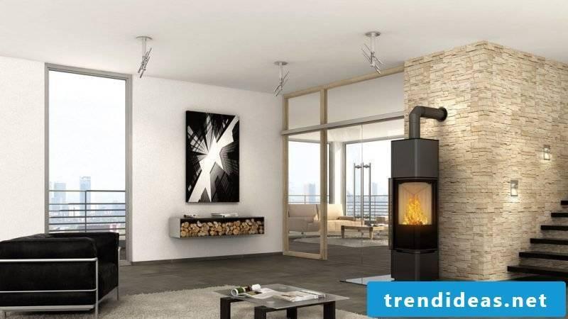 Modern stoves seem minimalist