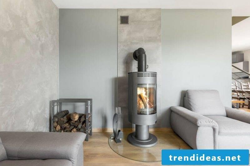 Modern stoves are environmentally friendly