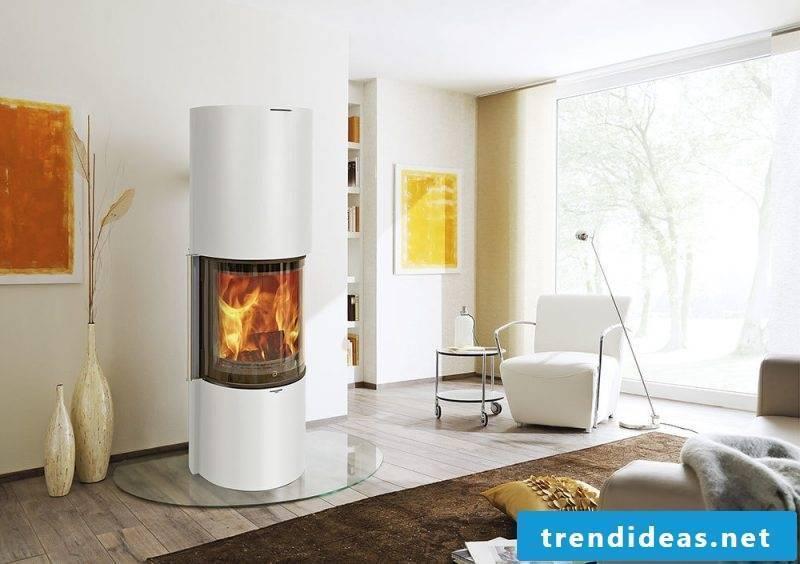 Modern stoves: wellness