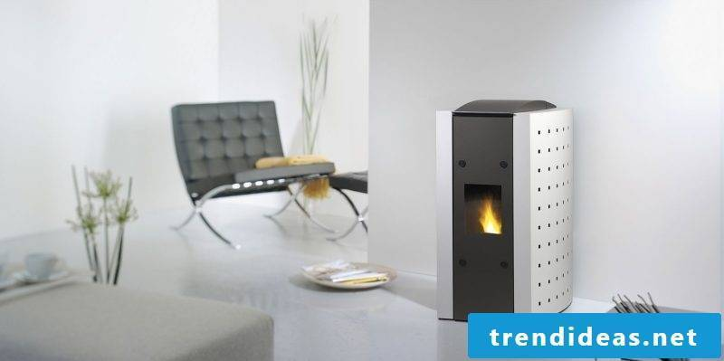 Modern fireplaces from Calimax are best combined with the furnishings