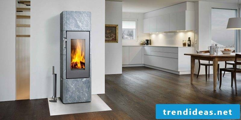 Modern stoves from Attica for in minimalist apartment