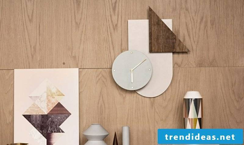 modern wall clocks slider wall clocks