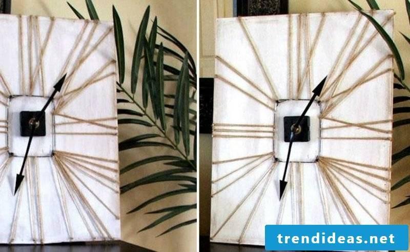 modern wall clocks diy