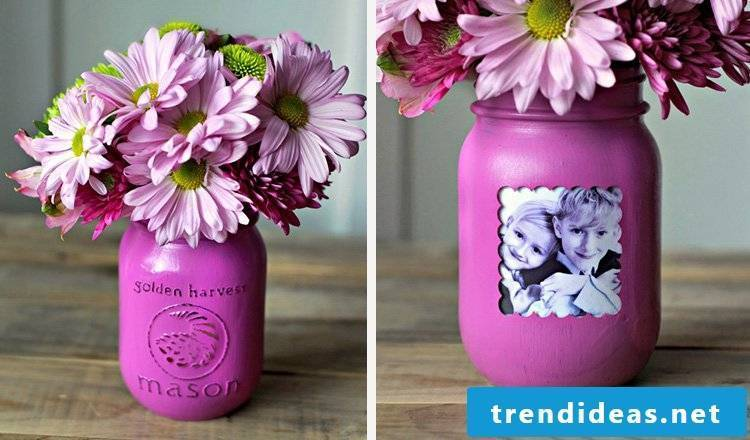 Mother's Day flowers and pictures - the best combination for a Mother's Day gift