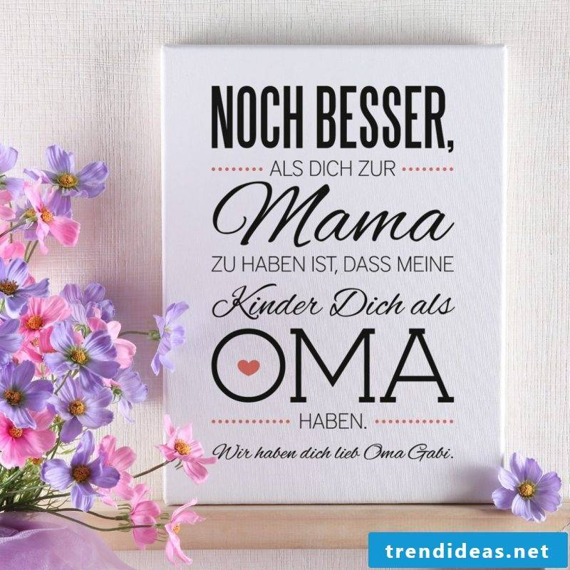 touching mother's day saying