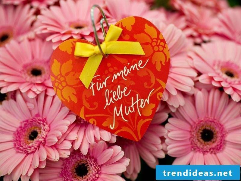 Hidden mother's day saying