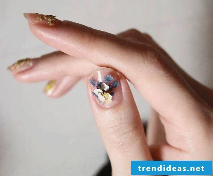 3D nail design