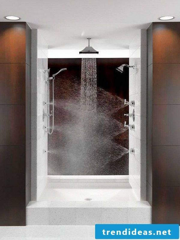 order a final shower