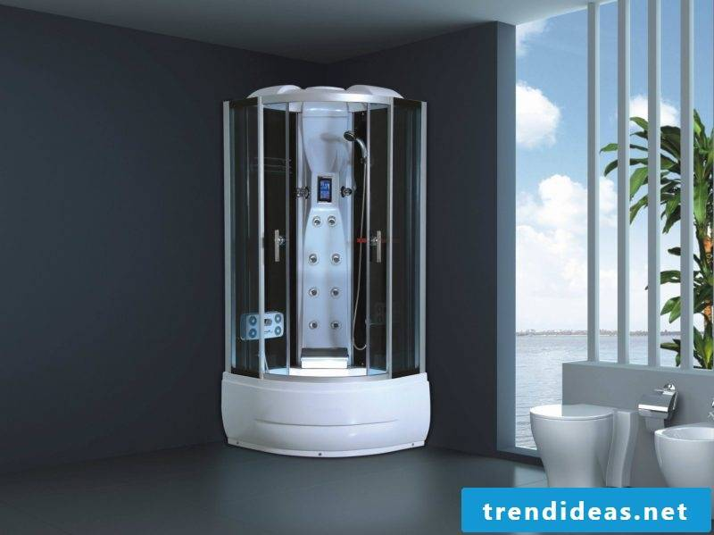buy finished showers