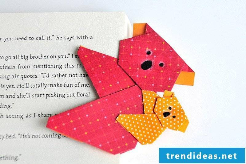 Other great ideas for bookmark crafting that are suitable for kids