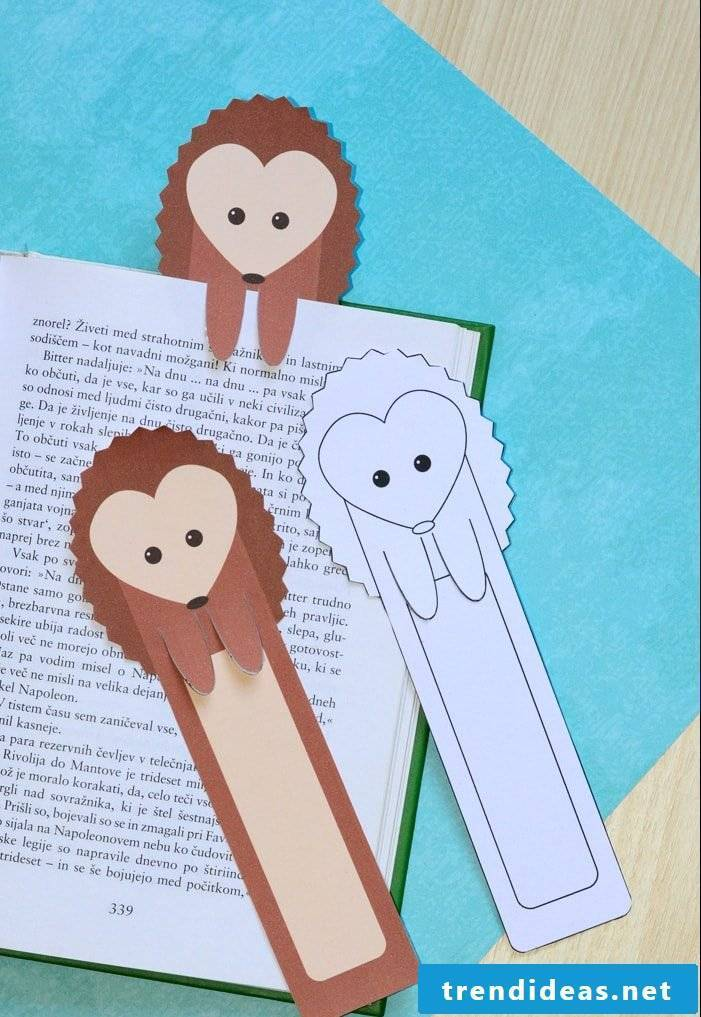 Great bookmarks for kids to print
