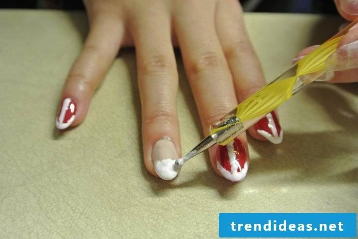 Beautiful gel nails Instructions Step 6