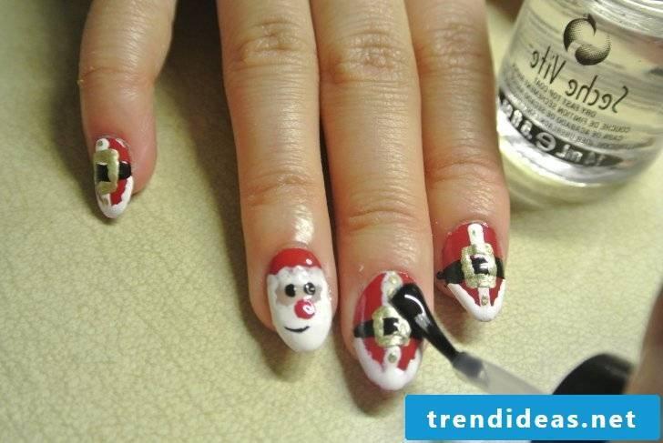 Beautiful gel nails Instructions Step 9