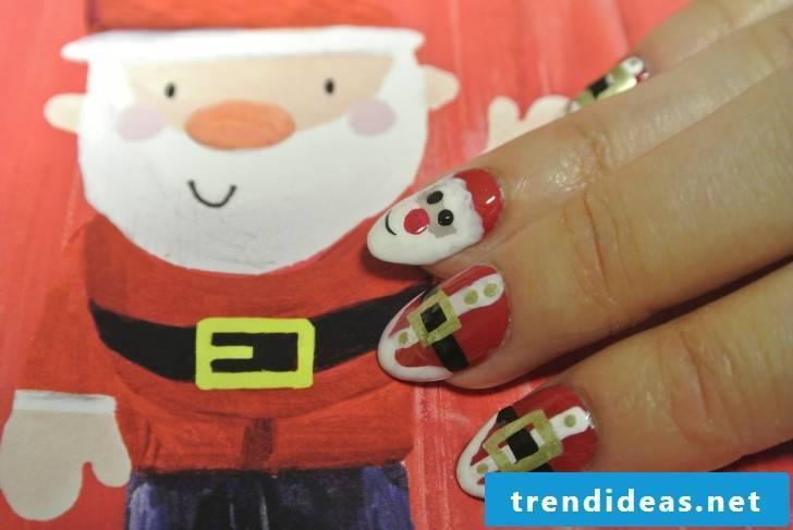 Beautiful gel nails instructions