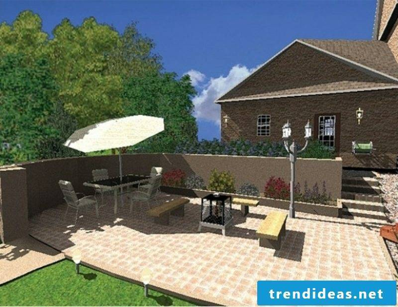 online 3D garden planner