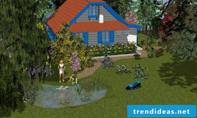 3D online garden planner for free qualitative