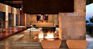 Open fireplaces: useful idea or not?