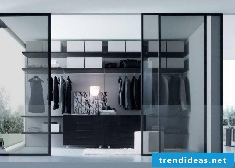 walk-in wardrobe ideas window light inspiration living style