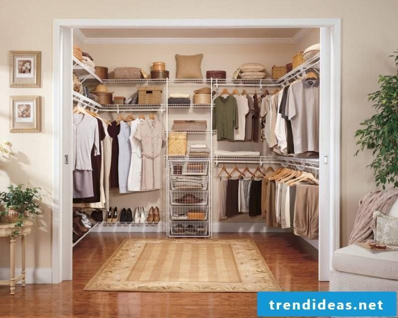 walk-in wardrobe charm elegance comfort