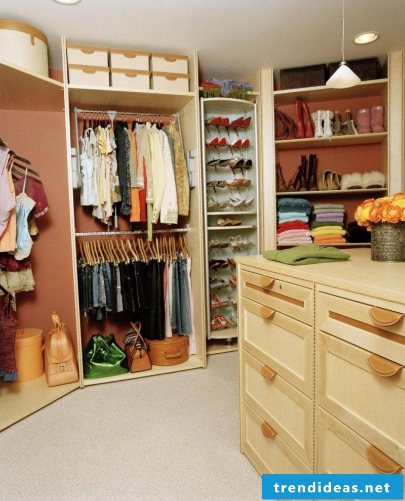 save space create order walk-in wardrobe build yourself