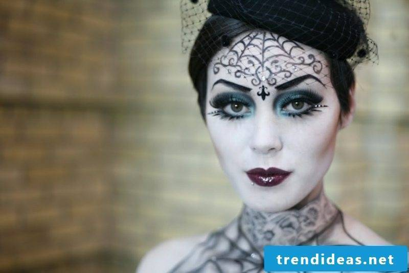 Halloween costumes witch gorgeous look