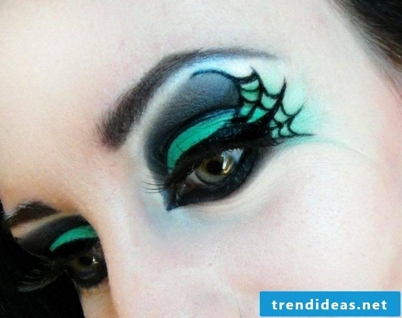 Halloween Makeup Tips Ladies