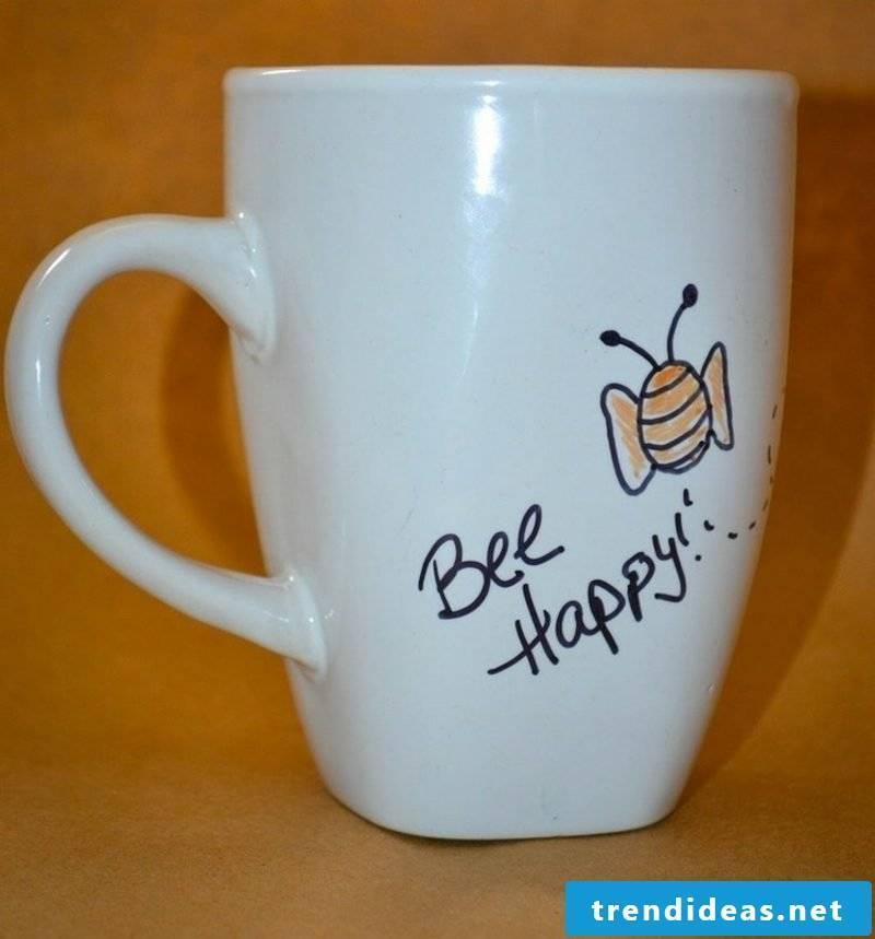 dm cup original saying English