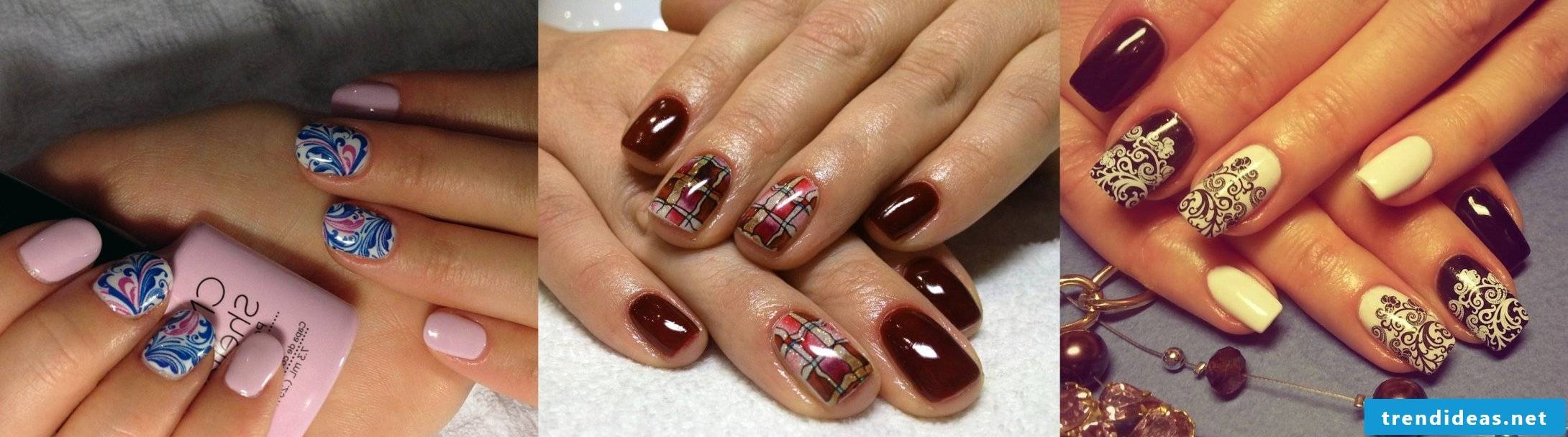 Great nail designs for different occasions