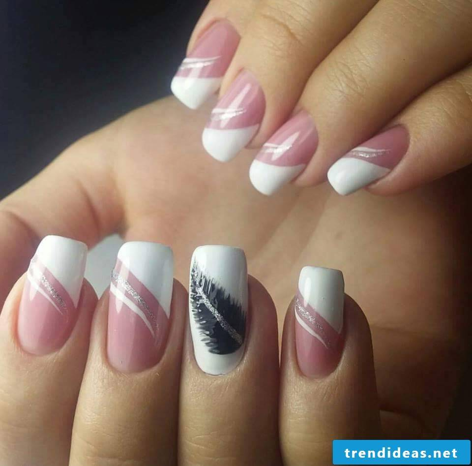 Ideas for nail decoration