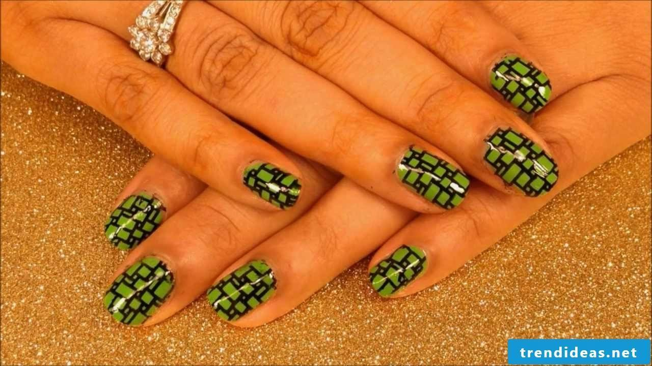 Create beautiful nails