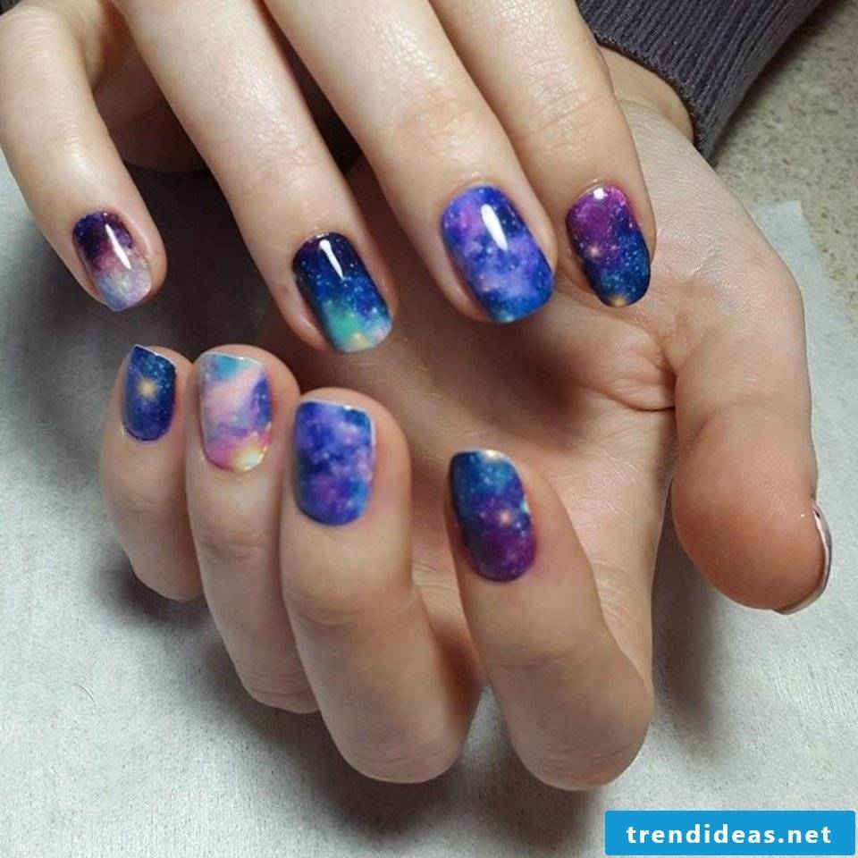 Universe nails - simply great