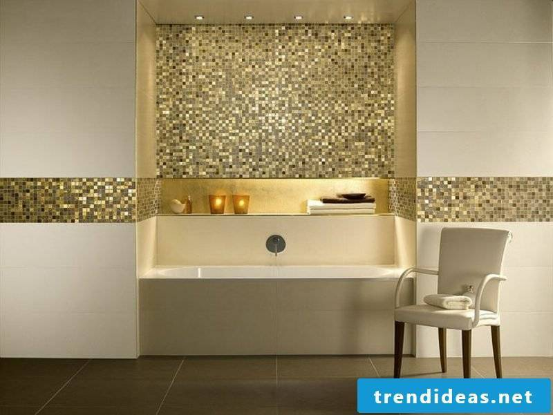 Bathroom tile painting instructions and tips