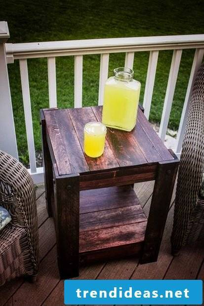 make your own pallet from your pallets diy pallet furniture