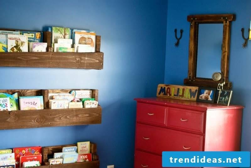 shelf of pallets bedroom furnish palette furniture