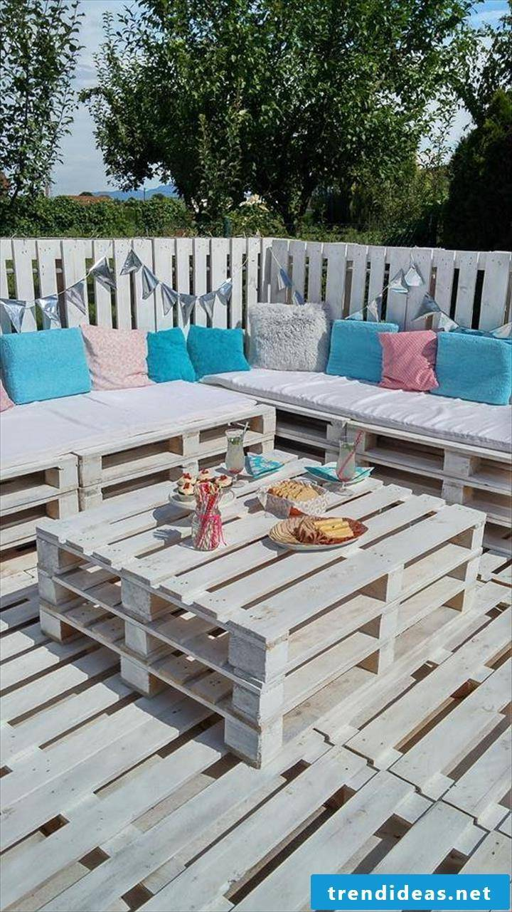 pallet furniture garden furniture from pallets build yourself white craft ideas table from pallets couch from pallets