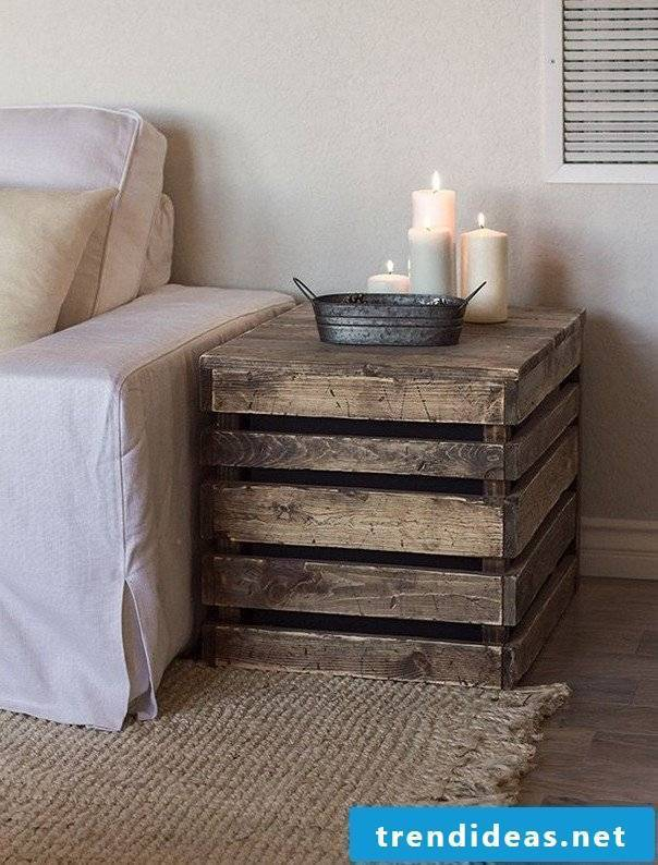 build pallet furniture from pallets yourself