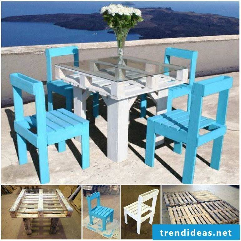 dining table made of pallets pallets furniture itself build chair pallets furniture