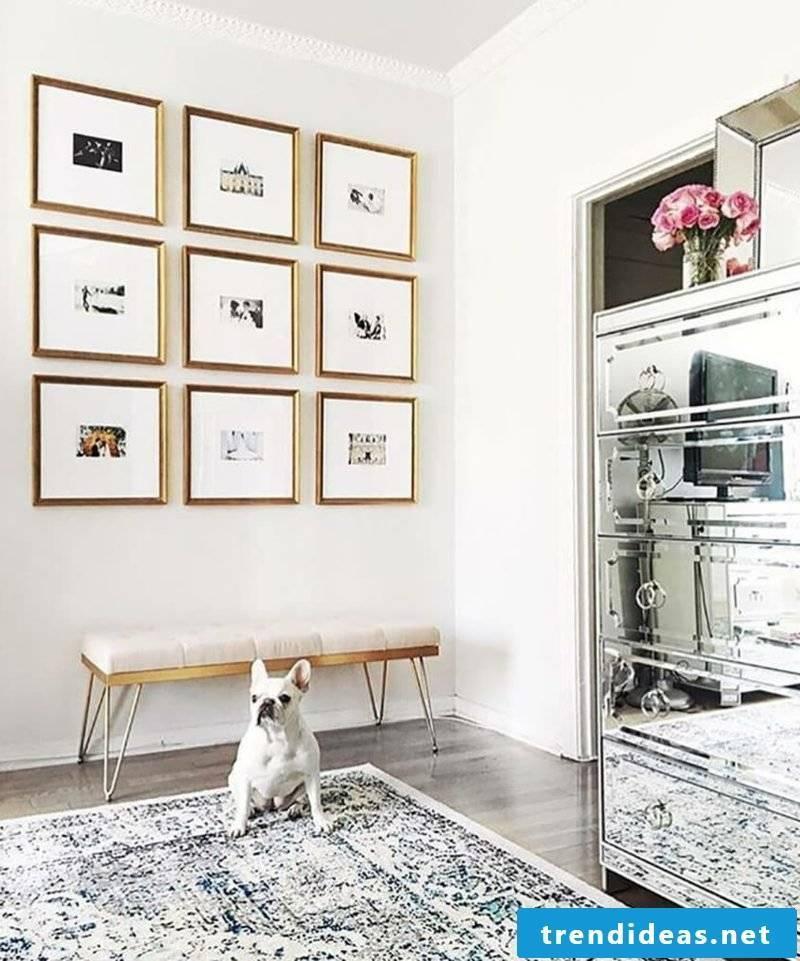 Make photo wall simple
