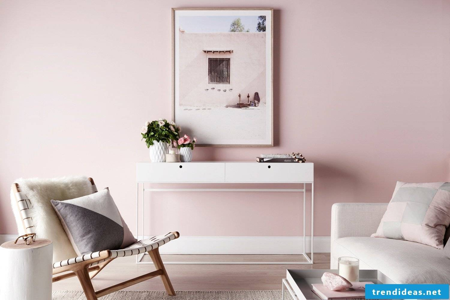 pink color furnishing pink color meaning