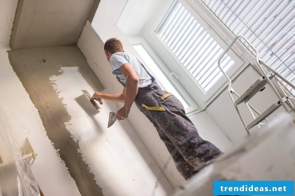 plaster walls instructions wall plaster plaster types