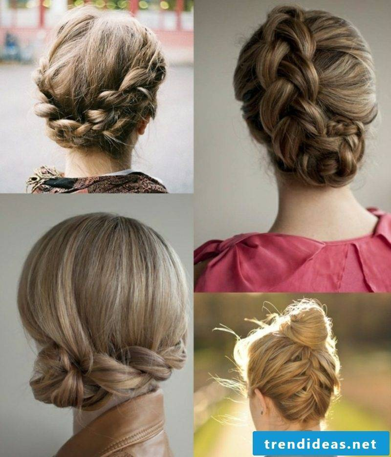 Hair hairstyles pinned up practically