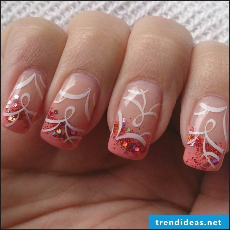 Nail pattern creative ideas autumn