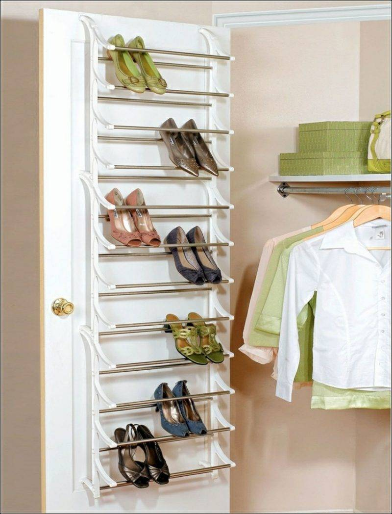Shelf yourself build shoes creative DIY ideas