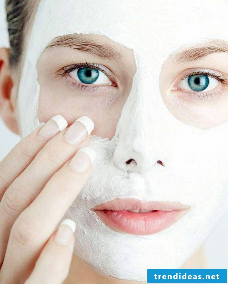 effective quark mask against wrinkles with lemon