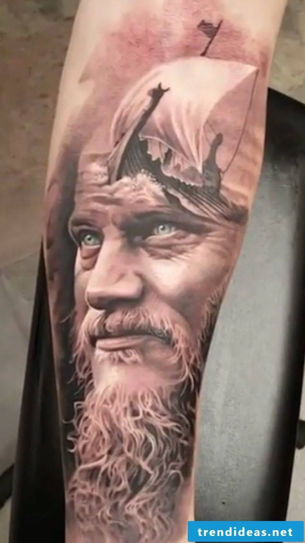 Viking Tattoo - artwork