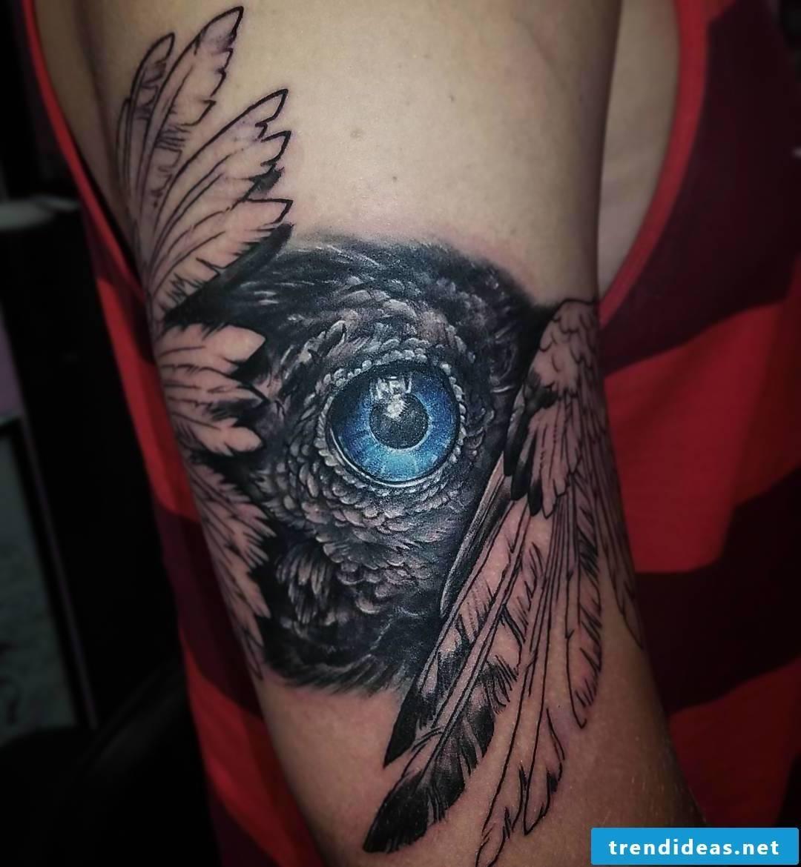 raven tattoo, tattoo raven, raven tattoo