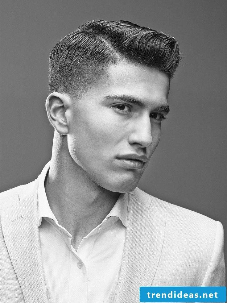 rockabilly hairstyles for men
