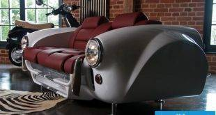 Recycling furniture from car parts: 46 super creative ideas!