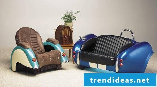 Creative ideas for car furniture!