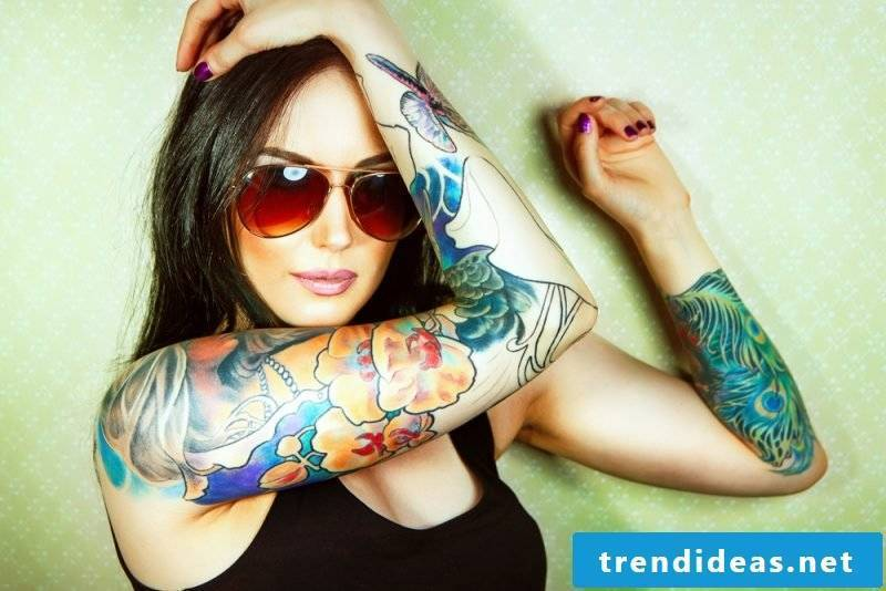 Tattoo remove colored tattoos